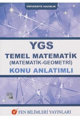Fen Bilimleri Yayınları Ygs Temel Matematik Konu Anlatımlı