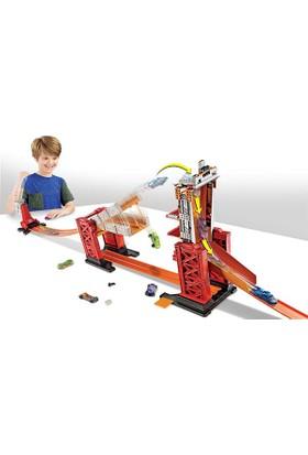 Hot Wheels Track Builder Büyük Köprü Macerası Dww97