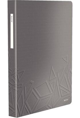 Leitz Sunum Dosyası 100'lü Gri L-4651