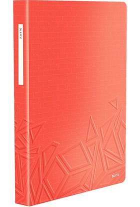 Leitz Sunum Dosyası 100'lü Kırmızı L-4651