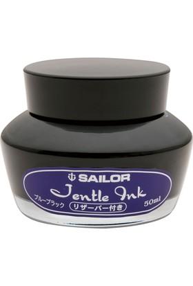 Sailor Jentle Mavi Siyah Şişe Mürekkep 131000244