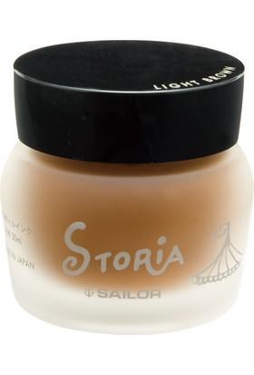 Sailor Storia Lion Açık Kahverengi Şişe Mürekkep 131502278