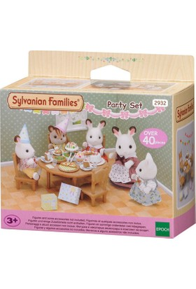 Sylvanian Families Parti Seti Esf4269