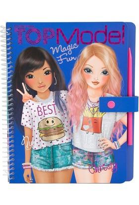 Top Model Magic Fun Boyama Kitabı 6670