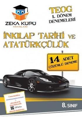 Zeka Küpü Yayınları 8. Sınıf İnkılap Tarihi Teog 1 Denemeleri