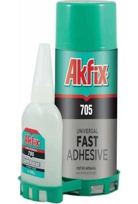 Aktif Akfix 705Mdf Profesyonel Hızlıyapıştırıcı 200Ml