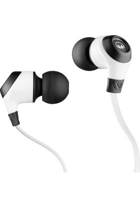 Monster N-Ergy Serisi 3.5 mm Ekstra Kuvvetli Hi-Fi Kulaklık - Beyaz