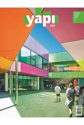 Yapı Dergisi – 2017 Eylül Sayı:430