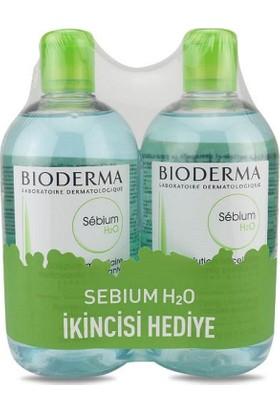 Bioderma Sebium H2O 500ml İkincisi Bedava
