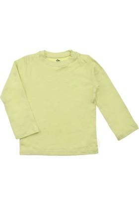 Modakids Wonder Kids Unisex Bebek Omuzdan Çıtçıtlı Tshirt 010-1000-017