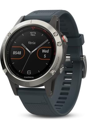 Garmin Fenix 5 - Lacivert Akıllı Saat