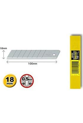 Olfa Lb-10 Büyük Yedek Bıçak 10 Lu