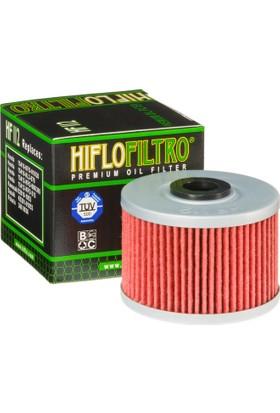 Hiflo HF112 Premium Motosiklet Yağ Filtresi TUV Onaylı