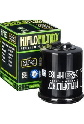 Hiflo HF183 Premium Metal Motosiklet Yağ Filtresi TUV Onaylı