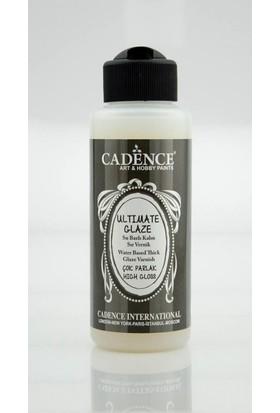 Cadence Ultimate Glaze - Kalın Sır Vernik 120Ml