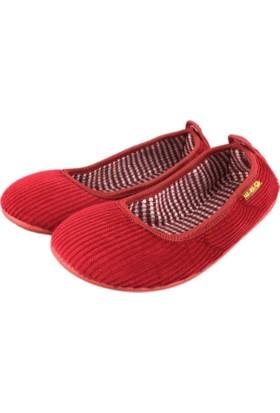 W.A.G. Ev Ayakkabısı Kırmızı