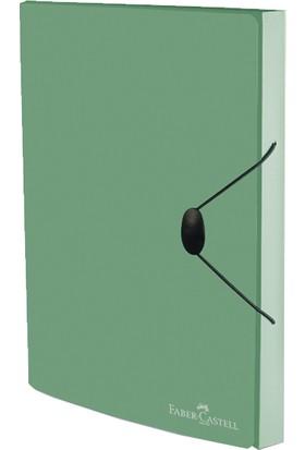 Faber Castell Toplantı Dosyası Metalik Yeşil