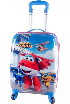 Harika Kanatlar Çocuk Valiz Bavul Hkn89142