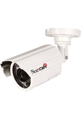 NextCam YE-HD10150BFL 1MP, 720P, 24 LR Led, Metal, Bullet, 2Mp Lens