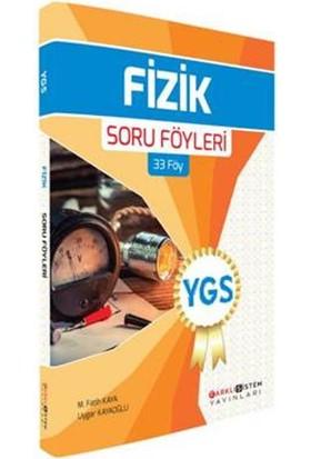 Farklı Sistem Ygs Fizik Soru Föyleri (33 Föy)