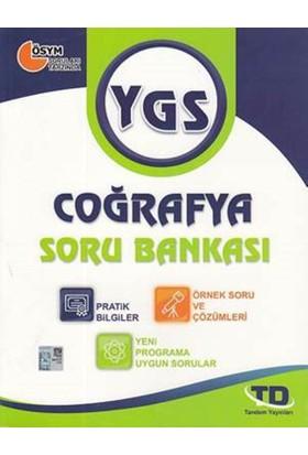 Tandem Ygs Coğrafya Soru Bankası