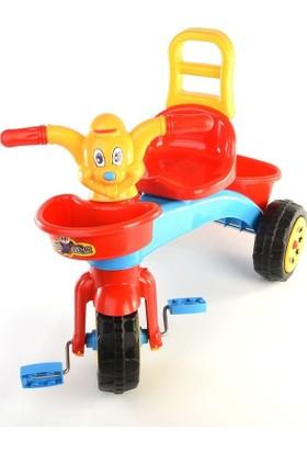 Güçlü Toys Ayıcık Kafalı Bisiklet 3624