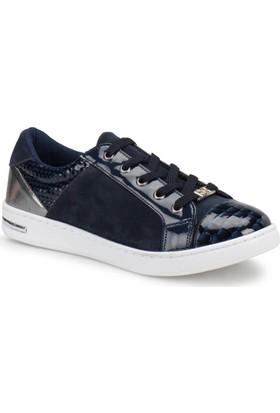 Butigo Z306 Lacivert Kadın Ayakkabı
