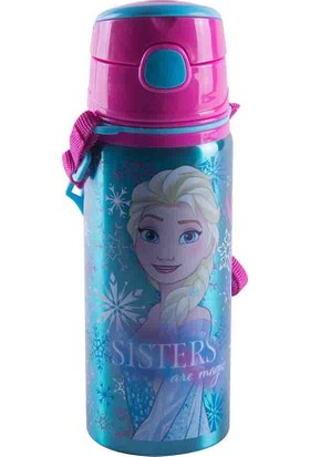 Frozen 78584 Pembe Kız Çocuk Matara