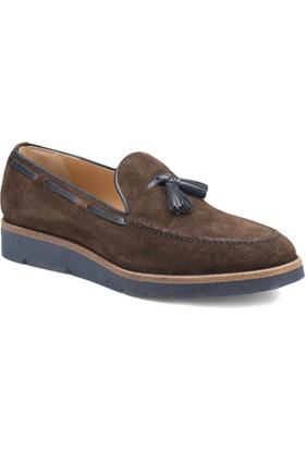 Cordovan Vs-1 M Kahverengi Erkek Deri Ayakkabı