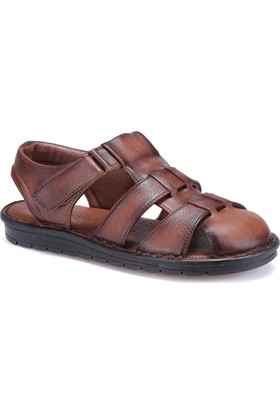 Flexall 103 M 1626 Taba Erkek Sandalet