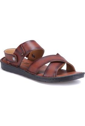 Flexall 109 M 1626 Taba Erkek Sandalet