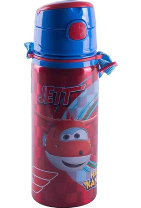 Harika Kanatlar 78637 Kırmızı Erkek Çocuk Çocuk Matara