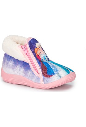 Frozen Amelia-1 Lila Kız Çocuk Panduf