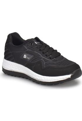 İ Cool Deep Siyah Erkek Çocuk Ayakkabı