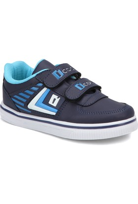 İ Cool Gizy Lacivert Mavi Erkek Çocuk Ayakkabı
