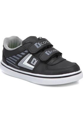 İ Cool Gizy Siyah Erkek Çocuk Ayakkabı