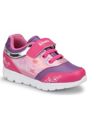 Kinetix Kylie Mor Fuşya Kız Çocuk Ayakkabı