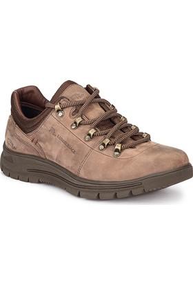 Lumberjack Lindum Nub Kum Rengi Erkek Deri Ayakkabı