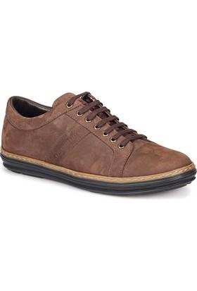 Lumberjack Zegnum Crz Koyu Kahve Erkek Deri Ayakkabı