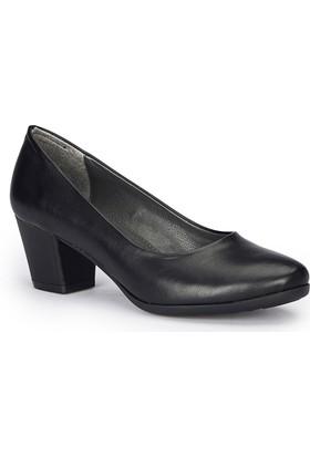Polaris 72.310262.Z Siyah Kadın Ayakkabı