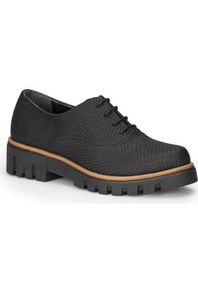 Polaris 72.310338.Z Siyah Kadın Ayakkabı