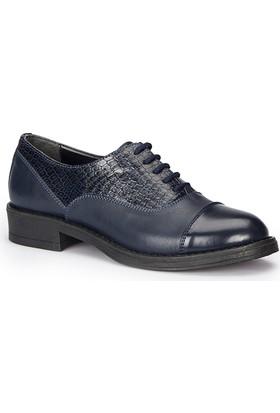 Polaris 72.310343.Z Lacivert Kadın Ayakkabı