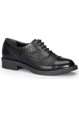 Polaris 72.310343.Z Siyah Kadın Ayakkabı