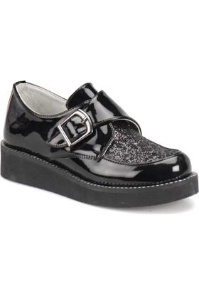 Seventeen Jass Siyah Kız Çocuk Ayakkabı