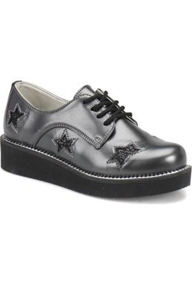 Seventeen Stuart Gri Kız Çocuk Ayakkabı