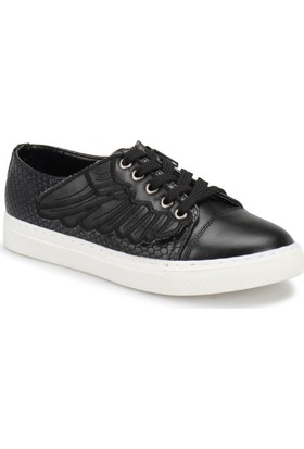 Seventeen Svf41 Siyah Kız Çocuk Ayakkabı