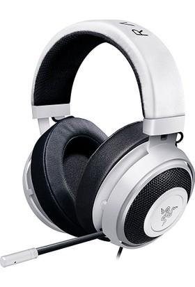 Razer Kraken Pro V2 White - Oval Kulaküstü Oyuncu Kulaklık