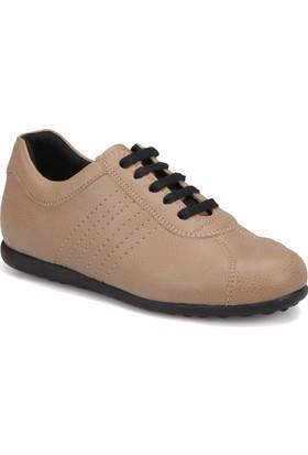 Travel Soft Mc16Aw100 Vizon Kadın Ayakkabı