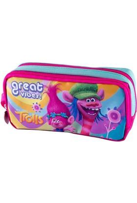Trolls 89316 Mor Kız Çocuk Kalemlik