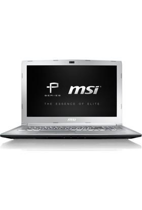 "MSI PE62 7RD-1229XTR Intel Core i7 7700HQ 8GB 1TB GTX1050 Freedos 15.6"" FHD Taşınabilir Bilgisayar"